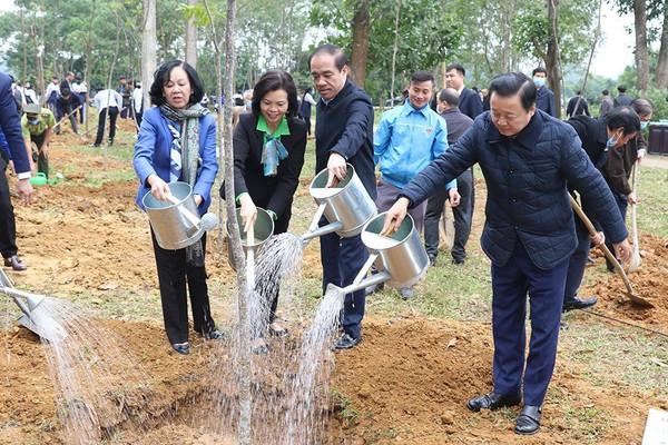 Thủ tướng chỉ thị: Cả nước chung sức, đồng lòng trồng mới 1 tỷ cây xanh