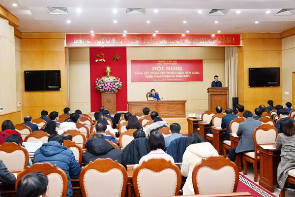 Lào Cai: Đẩy mạnh tuyên truyền về lĩnh vực bảo vệ môi trường