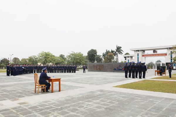 Bộ Tham mưu Cảnh sát biển tổ chức bế mạc tập huấn công tác tham mưu năm 2021