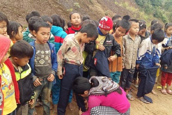 Nghệ An: Nhiều trường học các huyện vùng cao phải nghỉ học để tránh rét