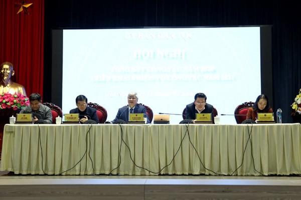 Ủy ban Dân tộc triển khai nhiệm vụ công tác dân tộc năm 2021