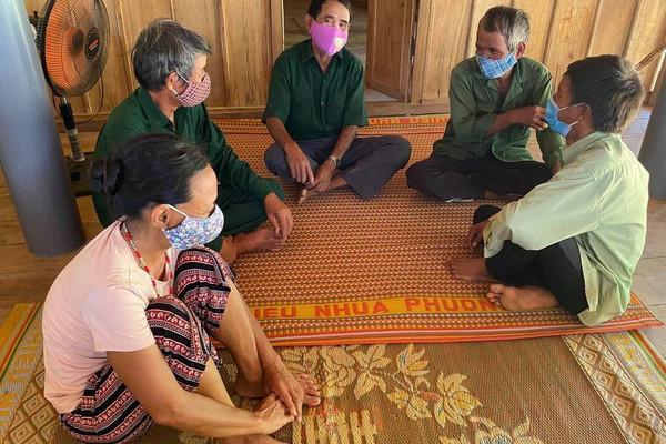 Quảng Ngãi cấp hàng miễn phí cho đồng bào dân tộc thiểu số đón Tết