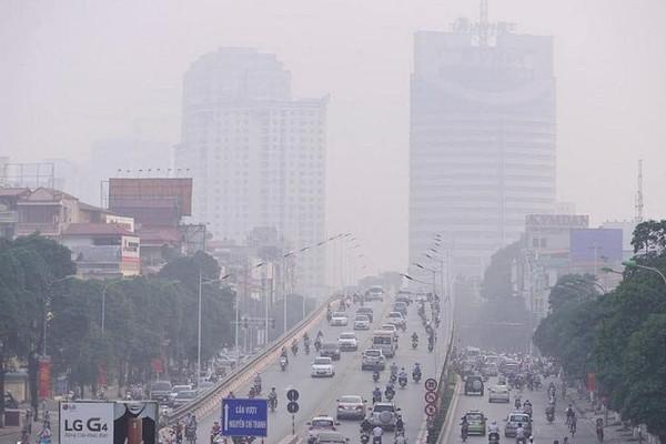 Thủ tướng chỉ thị tăng cường kiểm soát ô nhiễm môi trường không khí