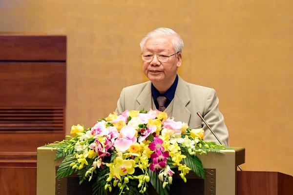 Tổng Bí thư, Chủ tịch nước Nguyễn Phú Trọng chỉ đạo công tác bầu cử