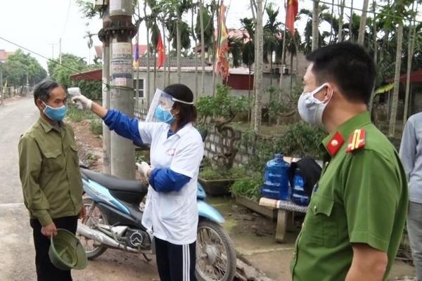 TP. Phủ Lý (Hà Nam): Tiến hành xử phạt đối với người không đeo khẩu trang nơi công cộng từ ngày 4/2