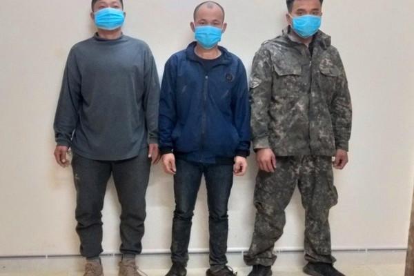 Quảng Nam: Phát hiện 3 phu vàng nhập cảnh trái phép vào Việt Nam