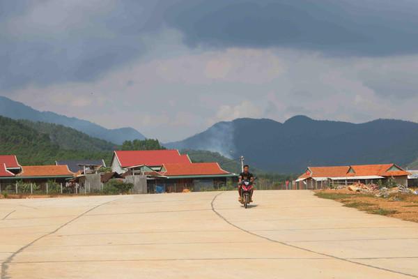 Bình Định: Tết đầu tiên trên khu tái định cư mới An Dũng