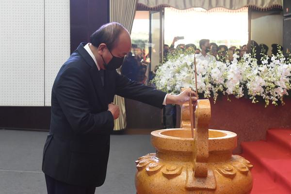 Chính phủ, Thủ tướng Chính phủ vô cùng thương tiếc đồng chí Trương Vĩnh Trọng