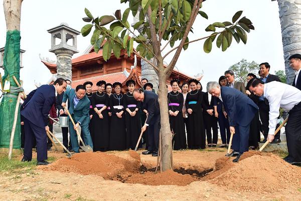 Tuyên Quang cần phát triển kinh tế - xã hội hài hoà với thiên nhiên môi trường