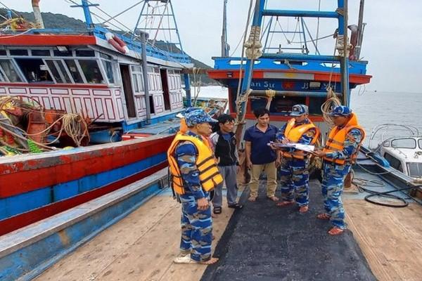 Thanh Hóa: Nâng cao hiệu quả chống khai thác hải sản bất hợp pháp
