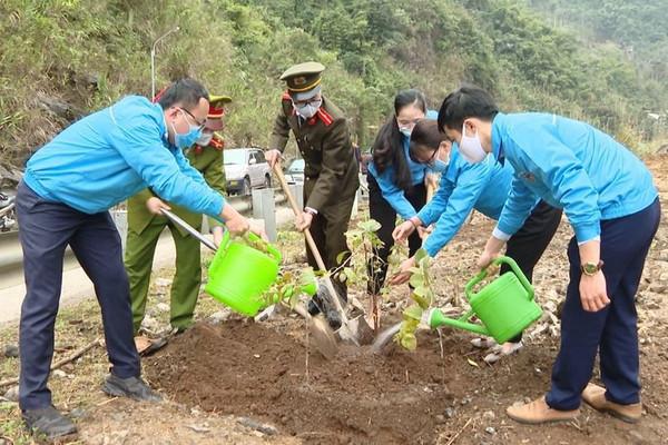 Hưởng ứng Ngày bảo vệ rừng thế giới - Chung tay phủ xanh Trái Đất: Quà tặng cho thế hệ tương lai