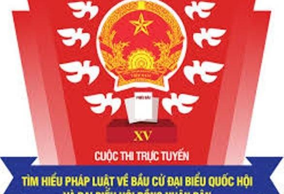 """Bộ TN&MT phát động Cuộc thi trực tuyến """"Tìm hiểu pháp luật về bầu cử đại biểu Quốc hội và Hội đồng nhân dân"""""""