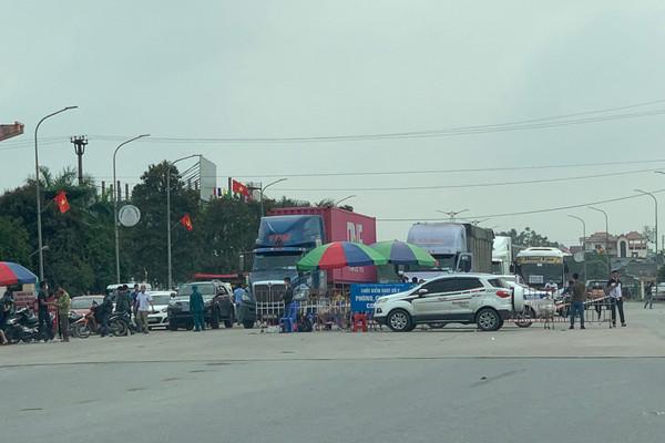 Quảng Ninh: Tạm dừng 4 chốt kiểm soát dịch Covid-19