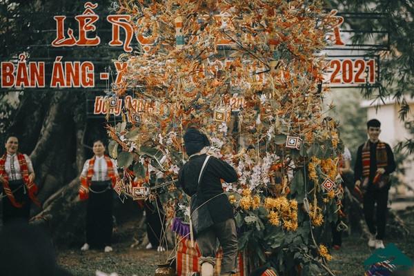 Độc đáo Lễ hội Hết Chá trên Cao nguyên Mộc Châu