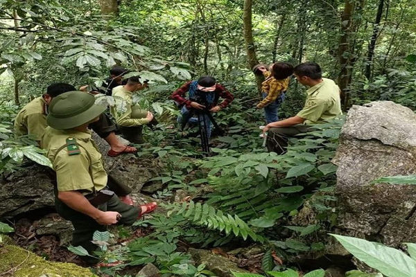 Thanh Hóa: Đảm bảo an ninh rừng khu vực biên giới