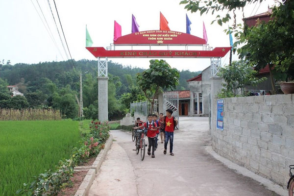 Xây dựng NTM tại Lạng Sơn: Bứt phá toàn diện
