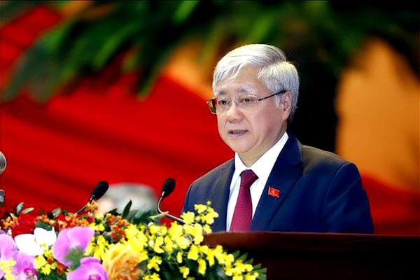 Ông Đỗ Văn Chiến giữ chức Bí thư Đảng đoàn Mặt trận Tổ quốc Việt Nam