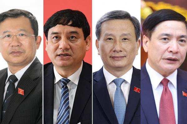 Bầu Chủ nhiệm một số Ủy ban của Quốc hội, Tổng Thư ký Quốc hội, Tổng Kiểm toán Nhà nước