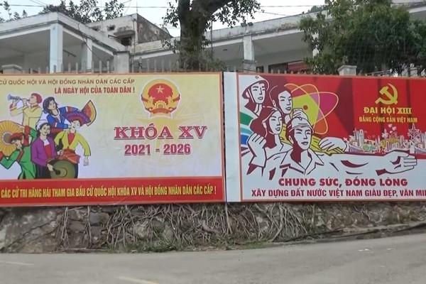 Vùng cao Bắc Yên sẵn sàng cho Ngày hội bầu cử