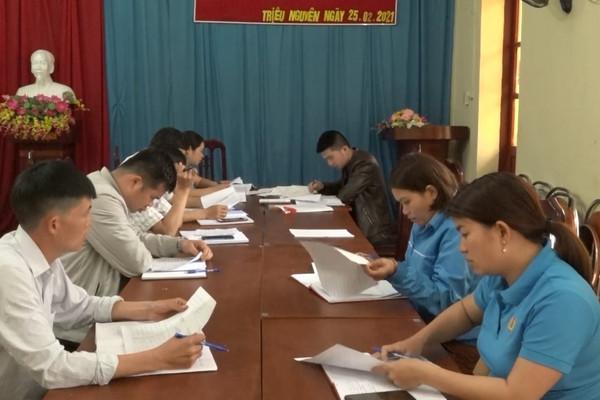 Công tác chuẩn bị bầu cử tại các xã vùng cao của tỉnh Cao Bằng