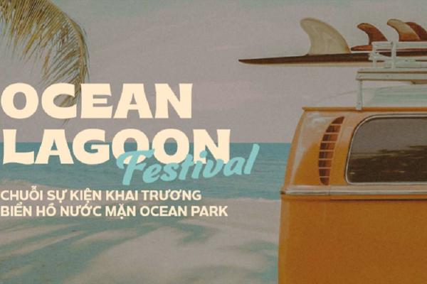 Sắp khai trương biển hồ nước mặn nhân tạo lớn nhất Việt Nam