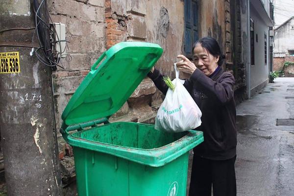 """Ghi nhận ở mô hình điểm """"Chống rác thải nhựa"""""""