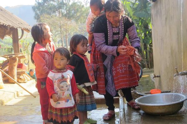 Sơn La: Hưởng ứng Tuần lễ Quốc gia Nước sạch – VSMT năm 2021