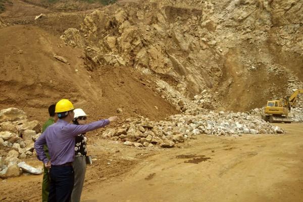 Một số giải pháp quản lý khoáng sản ở Lai Châu