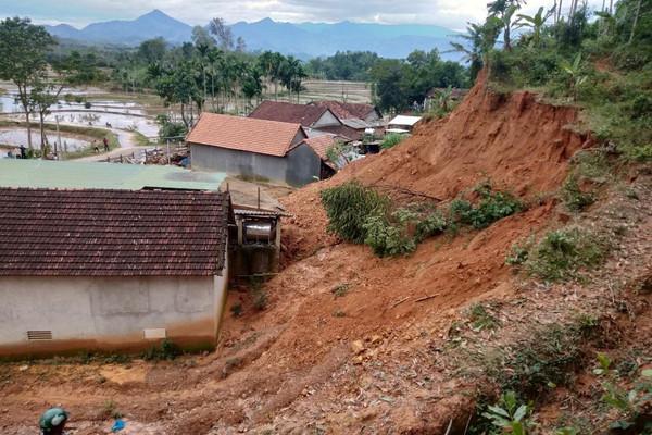 Cảnh báo nguy cơ lũ quét, sạt lở đất tại các tỉnh miền núi