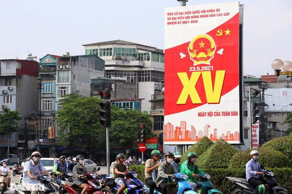 Hà Nội sẵn sàng cho ngày hội bầu cử các cấp