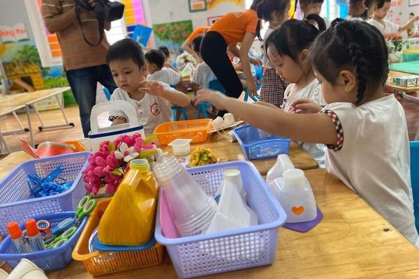 Đà Nẵng: Giảm thiểu nhựa trong học đường