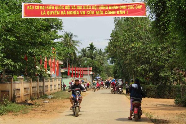 Bình Định: Hoài Ân hướng đến ngày hội lớn toàn dân