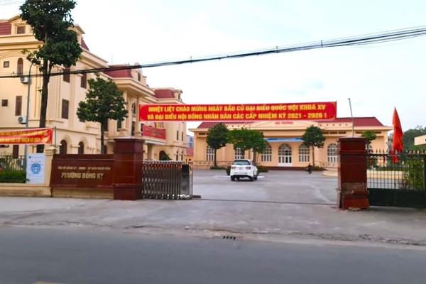 TX Từ Sơn (Bắc Ninh): Đảng ủy phường Đồng Kỵ tập trung lãnh đạo cuộc bầu cử ĐBQH và HĐND các cấp