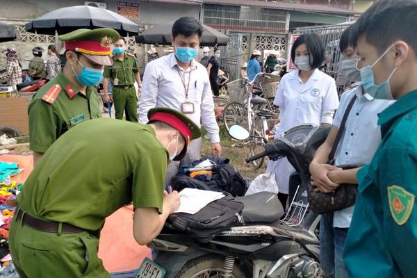 Yên Bái: Xử phạt hơn 100 trường hợp không đeo khẩu trang