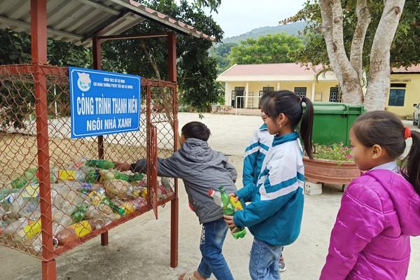 Điện Biên: Đẩy mạnh tuyên truyền về phòng, chống rác thải nhựa