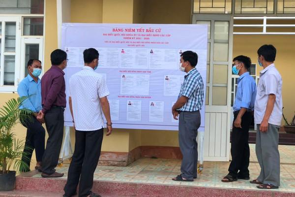 Bình Định: Huyện Vân Canh tổ chức bầu cử sớm cho cử tri vùng sâu, vùng xa