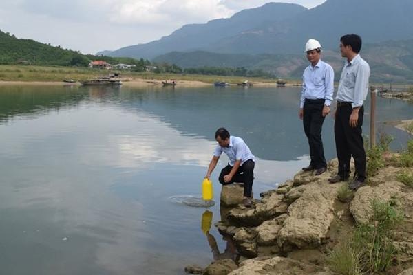 Cải thiện chất lượng nước sông Vu Gia – Thu Bồn