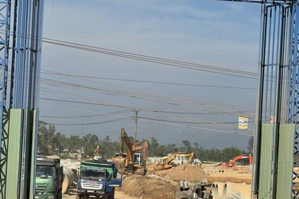 Quảng Nam: Cảnh báo dự án Khu phố chợ Chiên Đàn chưa đủ điều kiện để huy động vốn và chào bán