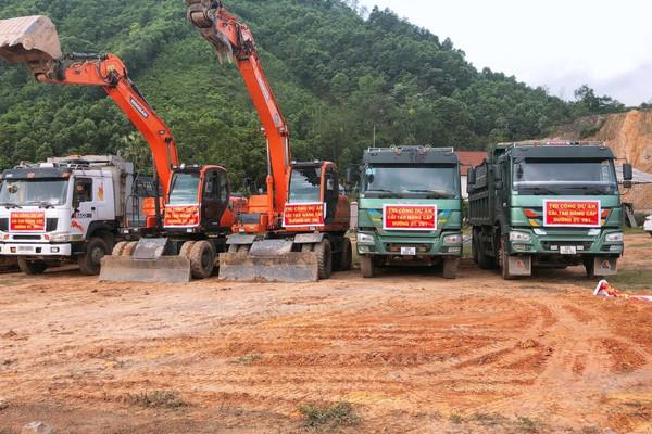 Thái Nguyên: Người dân vui mừng khi dự án cải tạo, nâng cấp đường ĐT.261 được triển khai