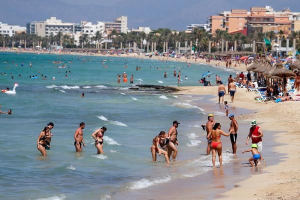 Tây Ban Nha ghi nhận đợt nóng kỷ lục vào năm 2020