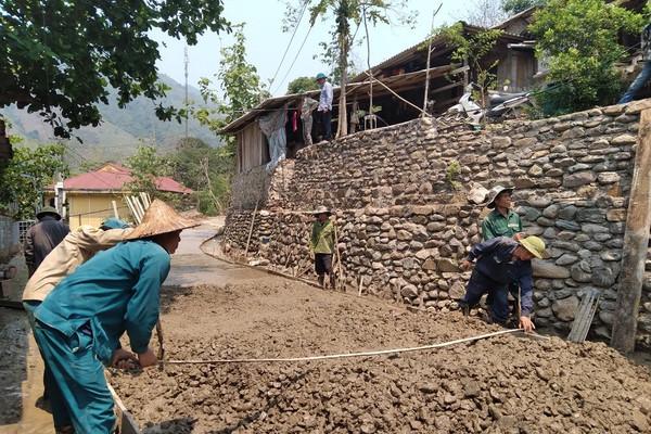 Mường La (Sơn La): Lan tỏa phong trào hiến đất làm đường