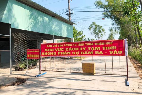 Thừa Thiên Huế dỡ bỏ giãn cách xã hội nhiều địa phương