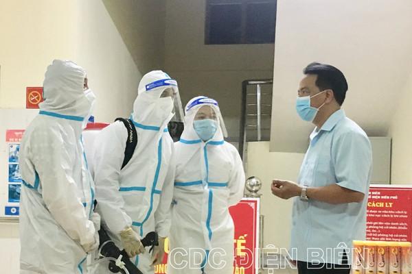Điện Biên: Thêm 4 ca dương tính với SARD-COV-2