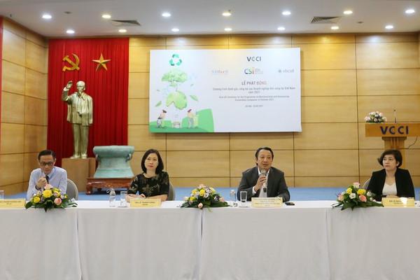 Phát động Chương trình Đánh giá doanh nghiệp bền vững 2021