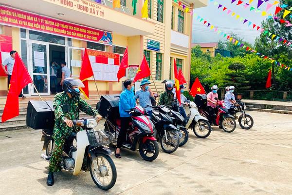 Tỉnh biên giới Lào Cai chuẩn bị sẵn sàng cho ngày hội non sông