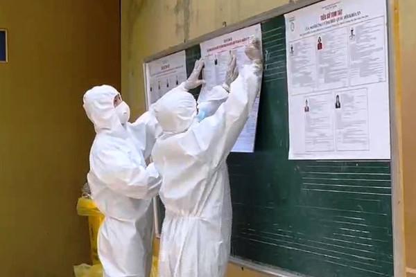 Điện Biên: Phương án bầu cử tại tâm dịch Nậm Pồ