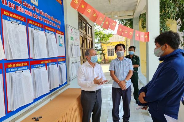 Thừa Thiên Huế sẵn sàng cho Ngày hội bầu cử