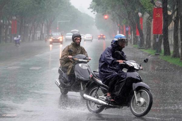 Dự báo thời tiết ngày 22/5: Phía Nam tiếp tục có mưa, thời tiết mát mẻ