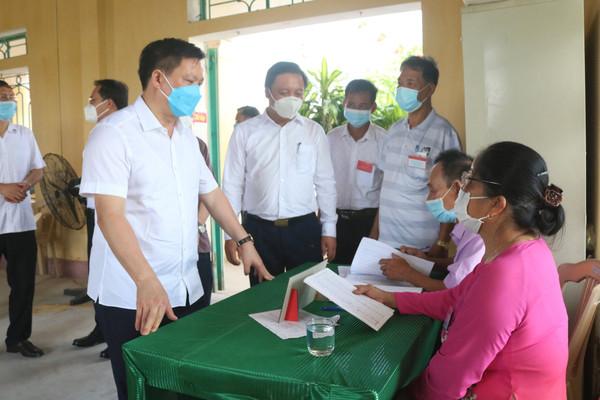 Thái Bình: 1,3 triệu cử tri đi bầu cử đại biểu Quốc hội và đại biểu HĐND các cấp