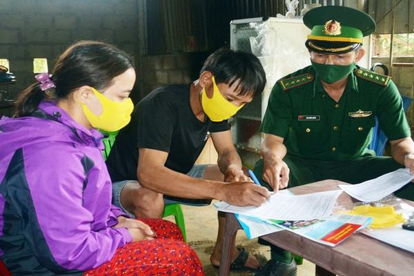Thừa Thiên Huế: Ngăn chặn COVID - 19 từ miền biên giới